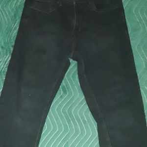URBAN STAR 34-30 DARK WASH RELAXED BLUE JEANS